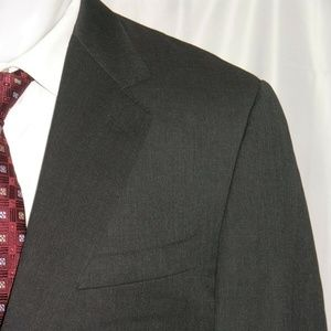 Canali Brown Label 13220 Two Button Blazer 44R